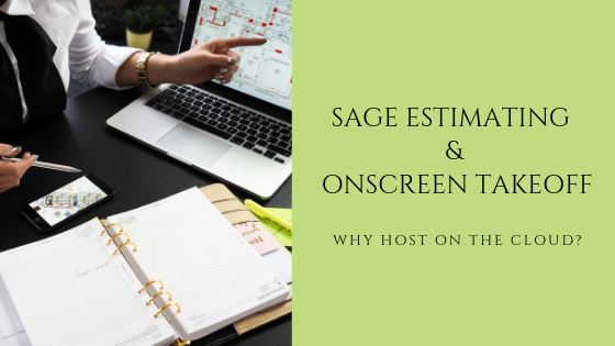 Sage Estimating and On-Screen Takeoff