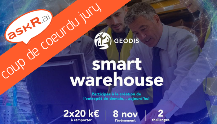geodis smartwarehouse winner