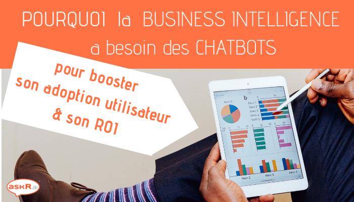 chatbot business intelligence askr