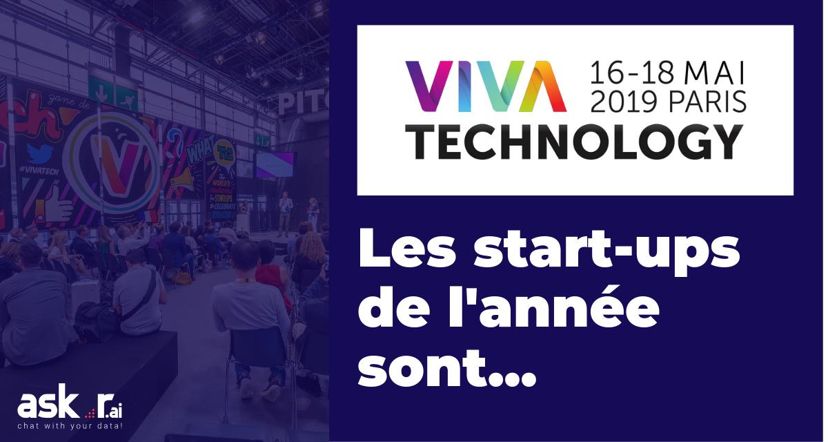 #Vivatech - Pour 79 % des start-up, l'édition 2018 de Vivatech eu un impact positif sur leur business et 84 % d'entre elles ont rencontré des investisseurs.