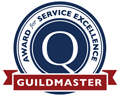 GuildMaster Award for Service Excellance