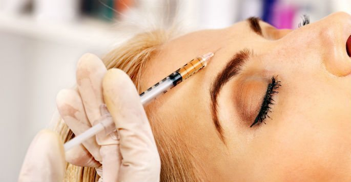 PRP Facial Rejuvenation -