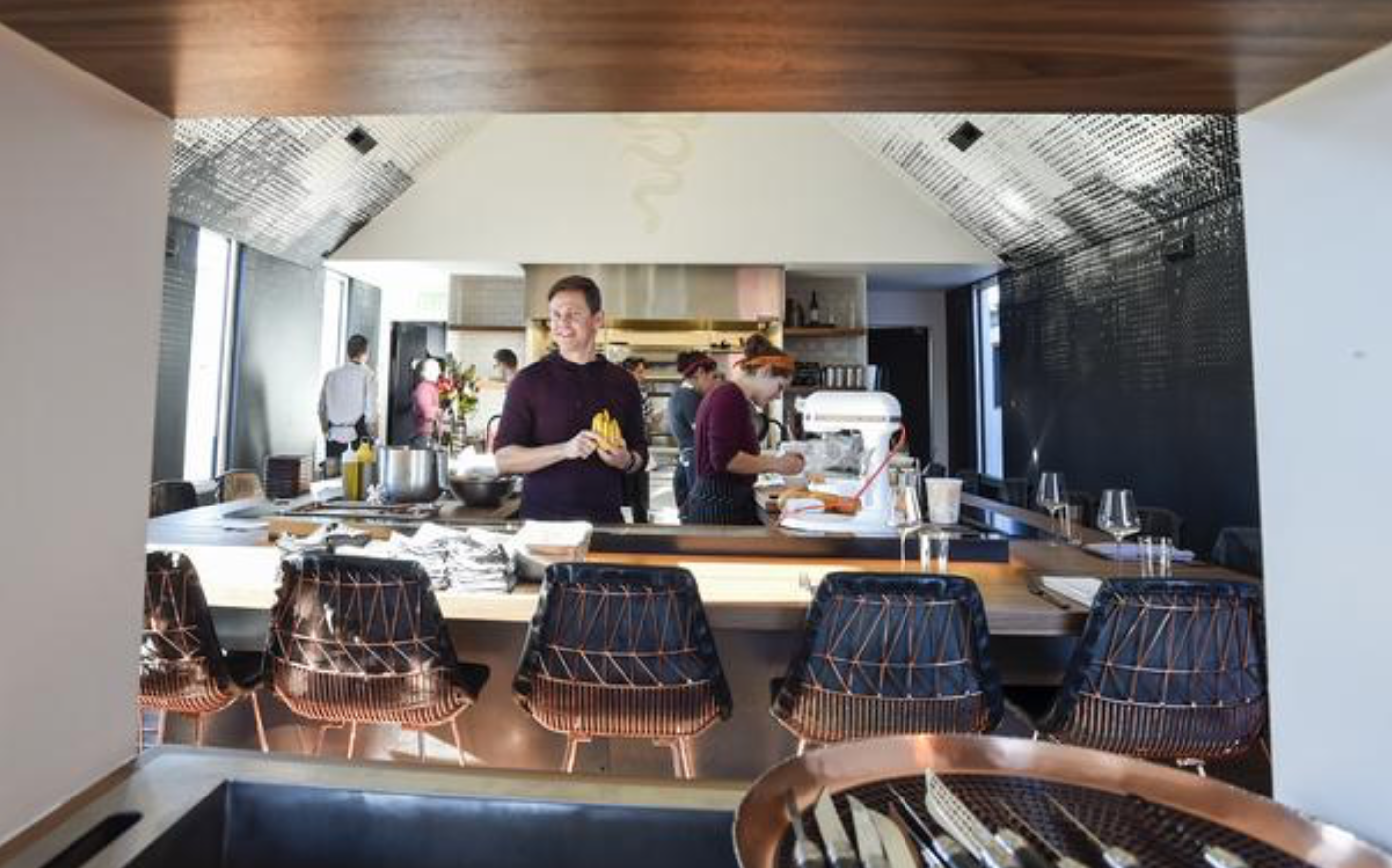 DBJ | New restaurant Beckon aims to be a 'different dinner party' every night - As a follow-up to nationally lauded Call, owner Craig Lieberman offers a concept that is more ambitious.