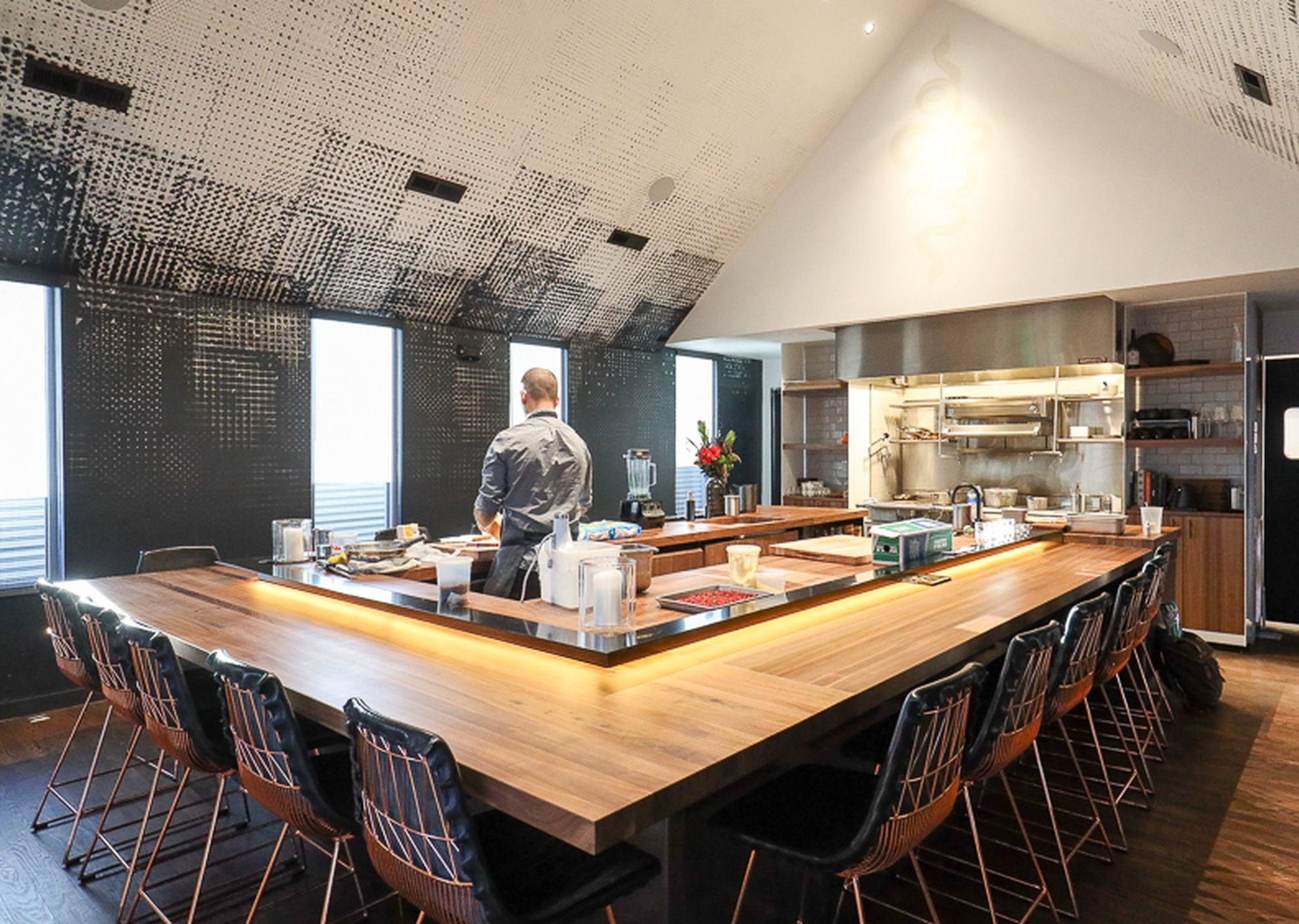 Eater Denver | Denver's First Chef's Counter-Only Restaurant Opens Tomorrow - 17-seat Beckon is a higher-end follow up to the nationally praised Call in RiNo.