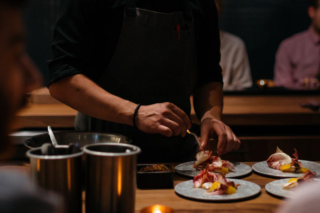 DiningOut Denver & Boulder | 5 Things to Know About Beckon - Denver's first chef's counter-only dining experience is now open.