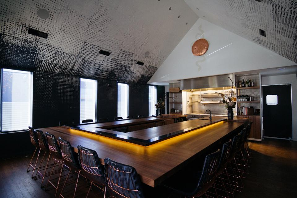 Forbes | This Is Where You Should Stay And Eat In Denver Right Now - This eighteen seat chef's counter which opened last November is the domain of chef Duncan Holmes.