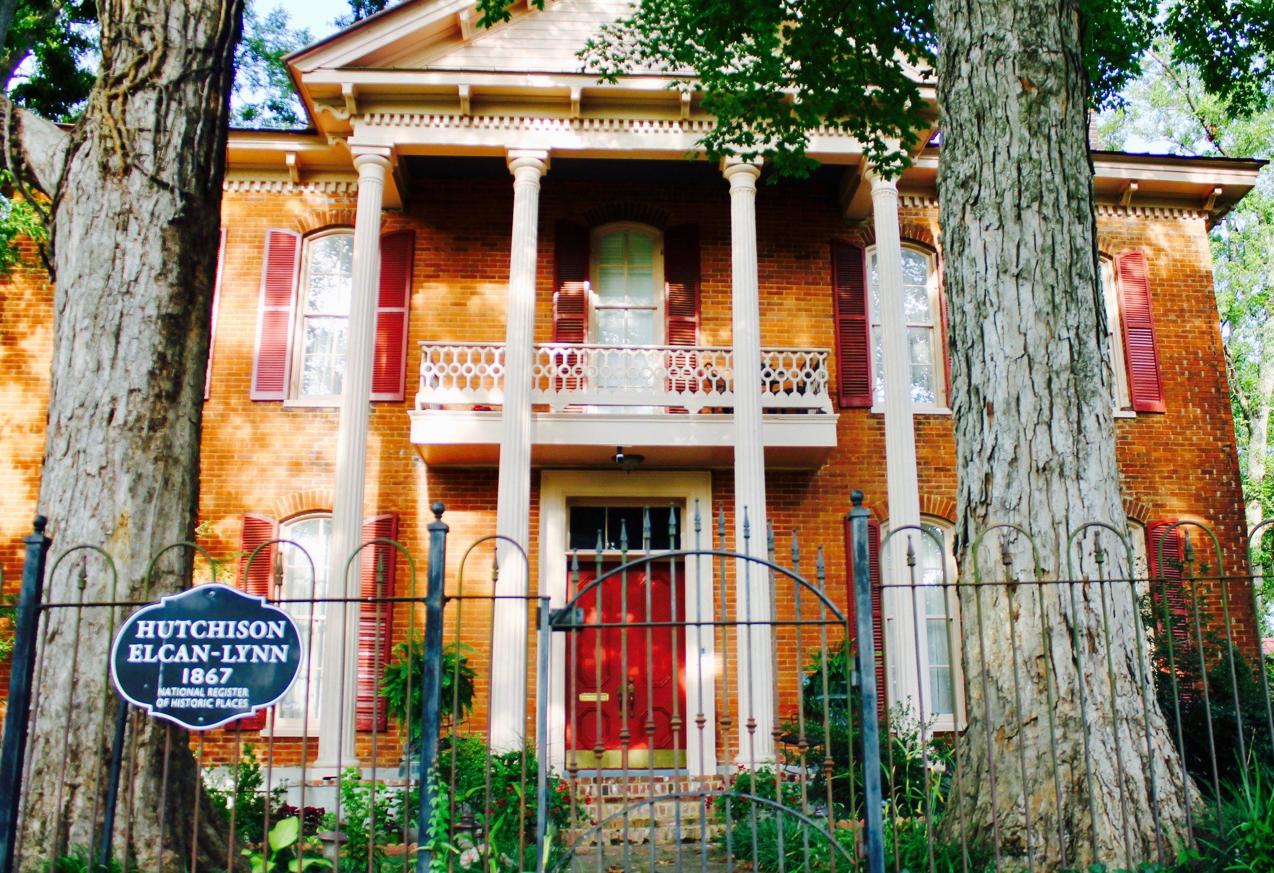 Hutchinson Elcan-Lynn House, 1867