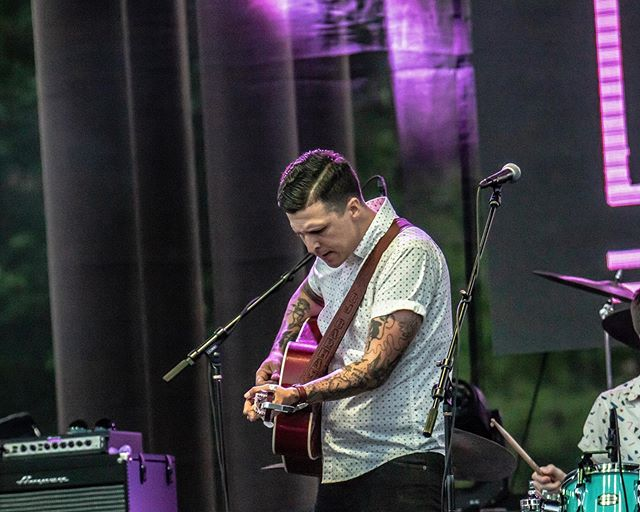 Throwing it back to @americanaquarium bringing his unique sound and song writing skills to tuscaloosa this spring.