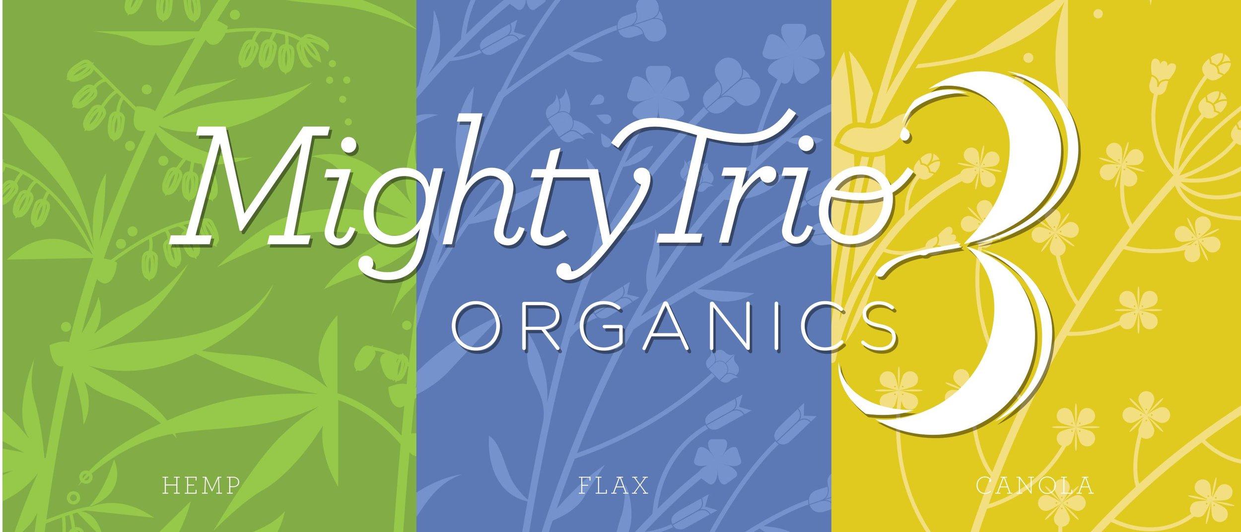 Mighty Trio Organics