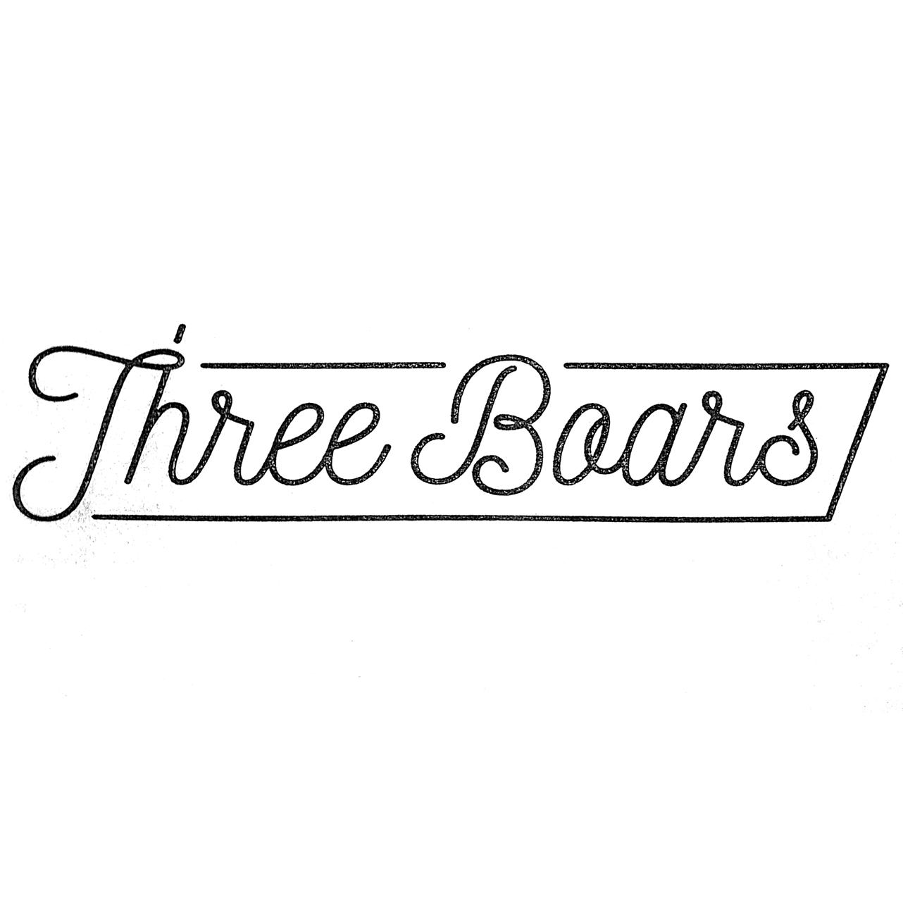 Three Boars