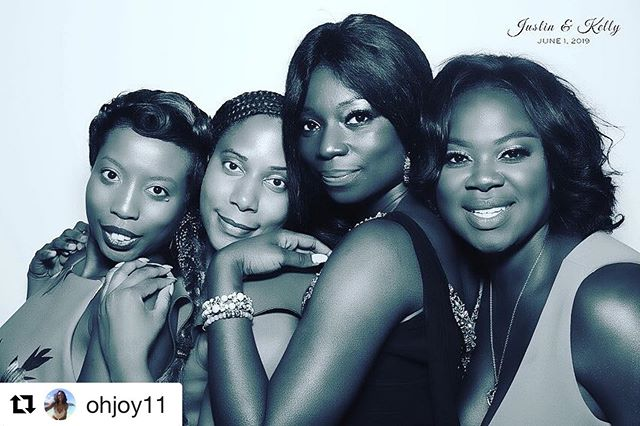 🗣This is what WOC In Sales looks like. Yes we can negotiate deals, stand tall in conference rooms and ask for big budgets! 👏🏾✊🏾 . #Repost @ohjoy11 ・・・ It's just so nice I'm posting it twice!  Meet the new Jet Black beauties of the 21st century!! You can't tell me that my black isn't beautiful! #blackwomeninsales #blackwomeninbusiness #essencetravels #blackgirlmagic #theoryofleisure #colleaguestofriends #ebony #blackwome #sistasinsales #tvone @tvonetv @owntv @essence @ebonymagazine @blackgirlsrock @sistasinsales @mirmirphoto