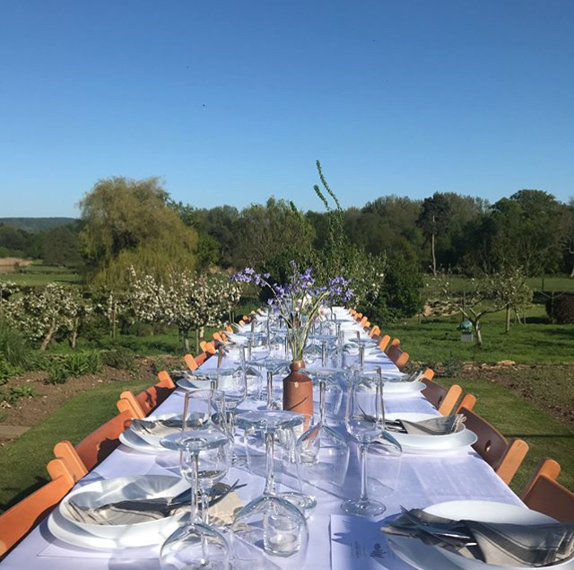 - private dining