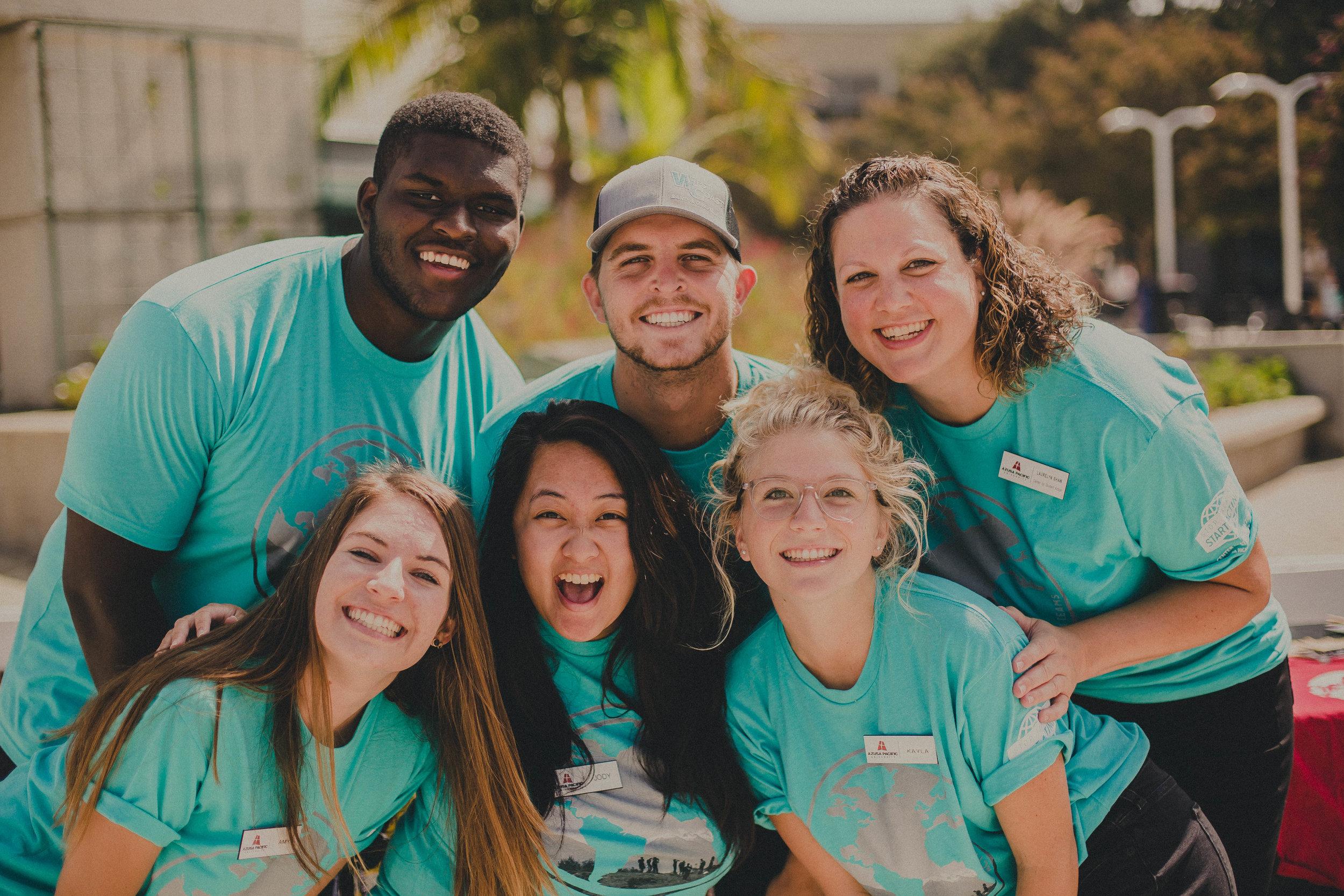 Action Team Student Ministry Coordinators