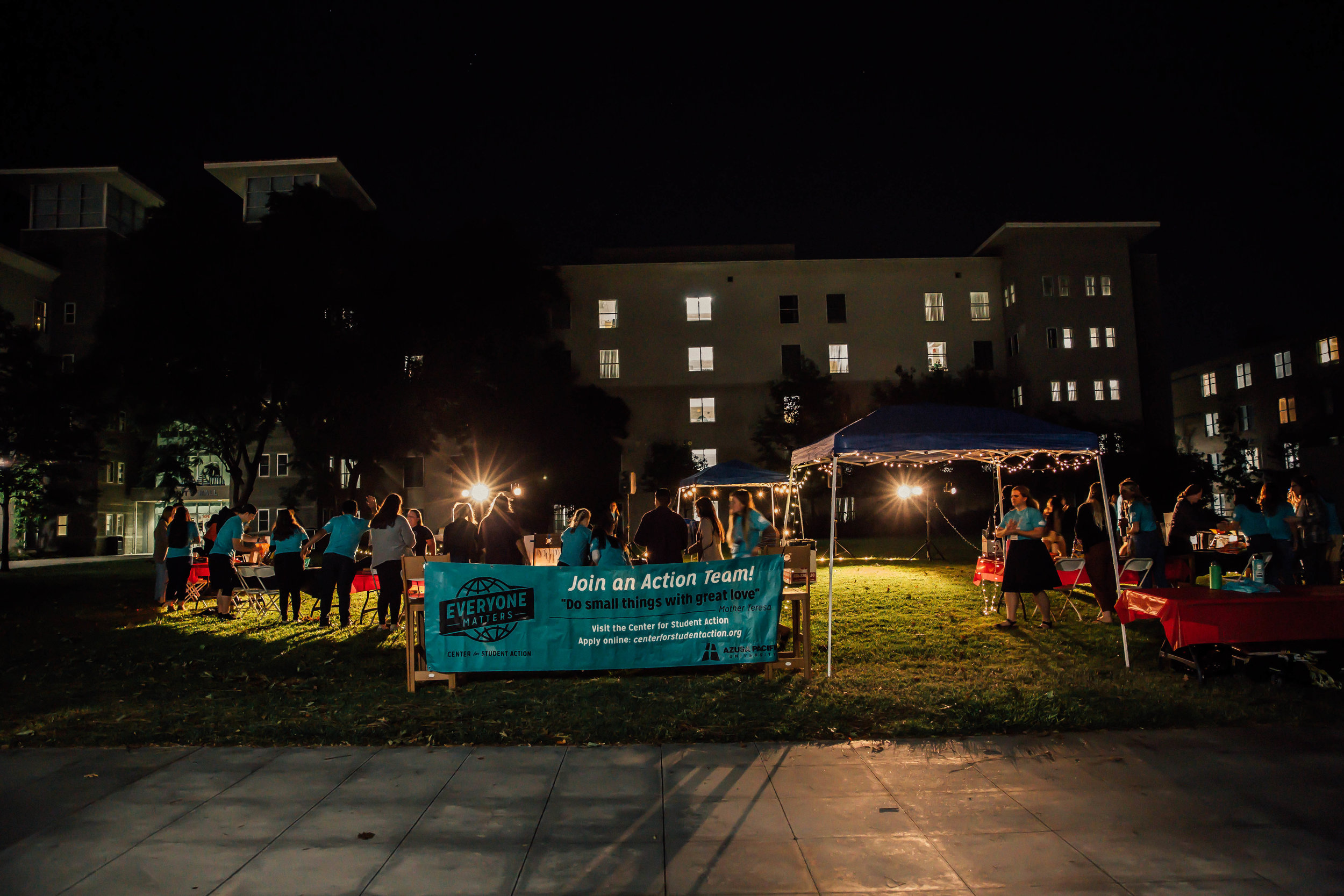 Action Team Cereal Night 2018 -