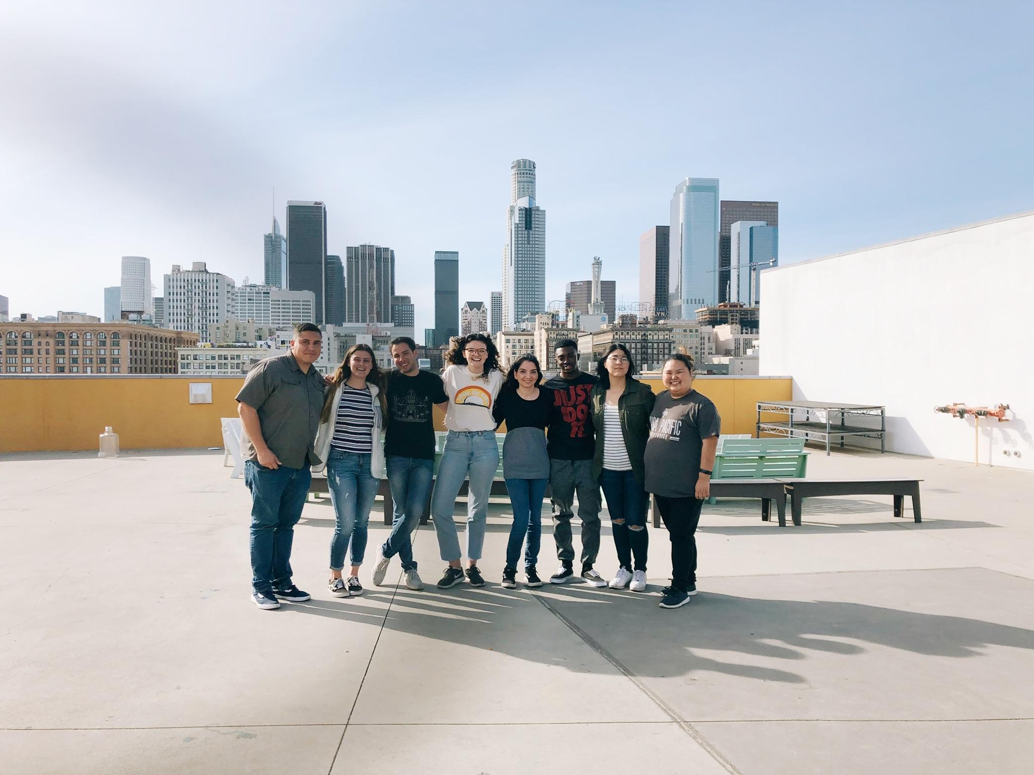 Experience LA Spring 2019 -