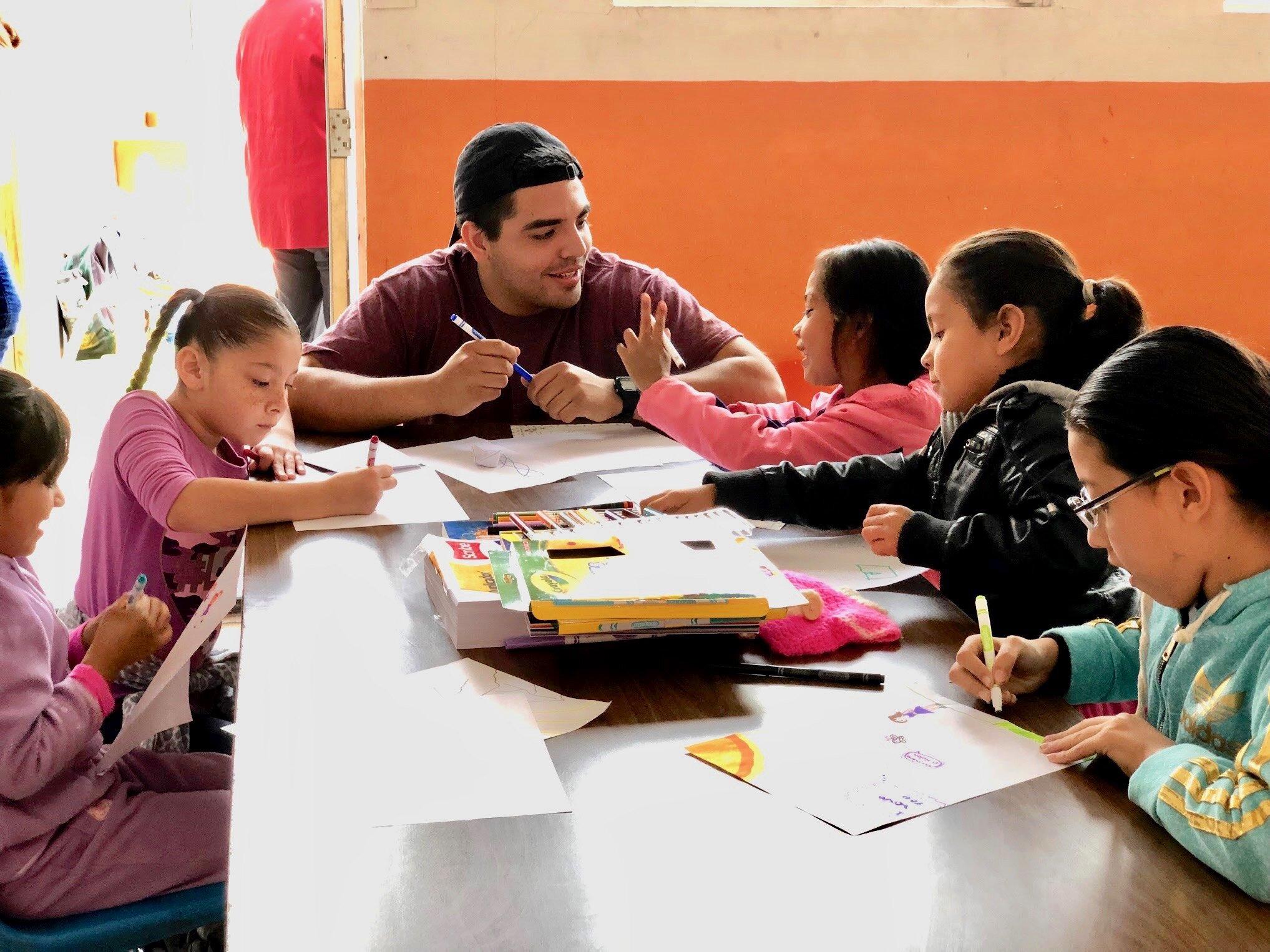 MEXICO Outreach -