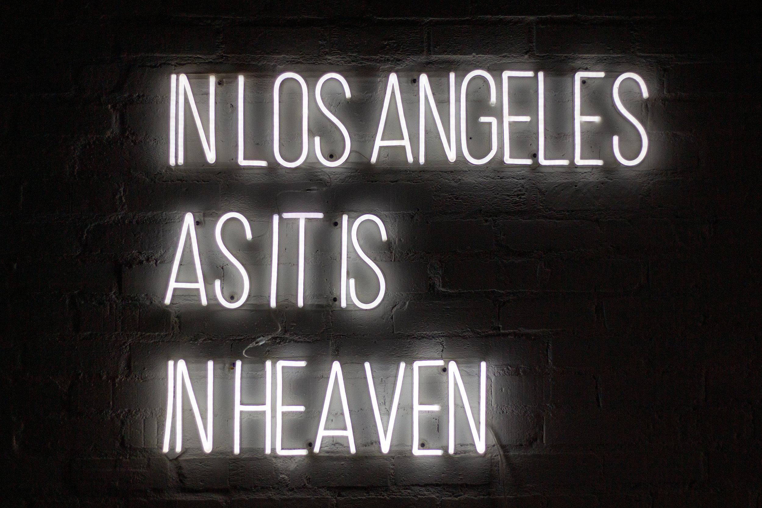 Experience LA 2019