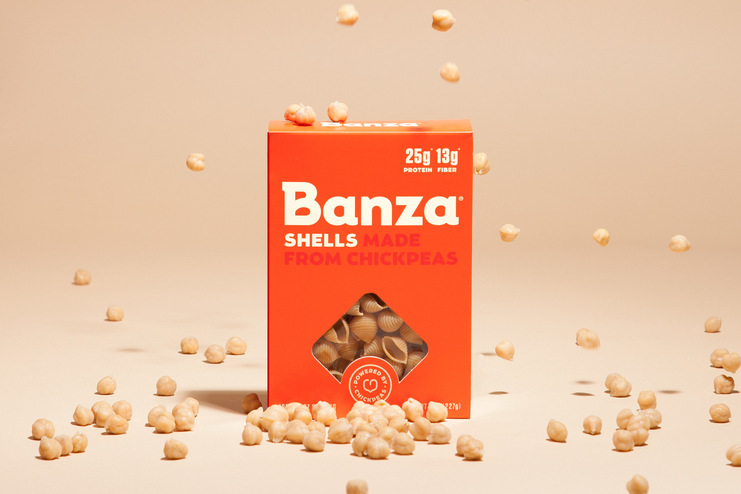 BanzaActive Investment - Banza is a delicious and nutritious protein and fiber-packed gluten-free pasta powered by chickpeas. Banza offers 2x the protein, 4x the fiber and ½ the net carbs of regular pasta.www.eatbanza.com