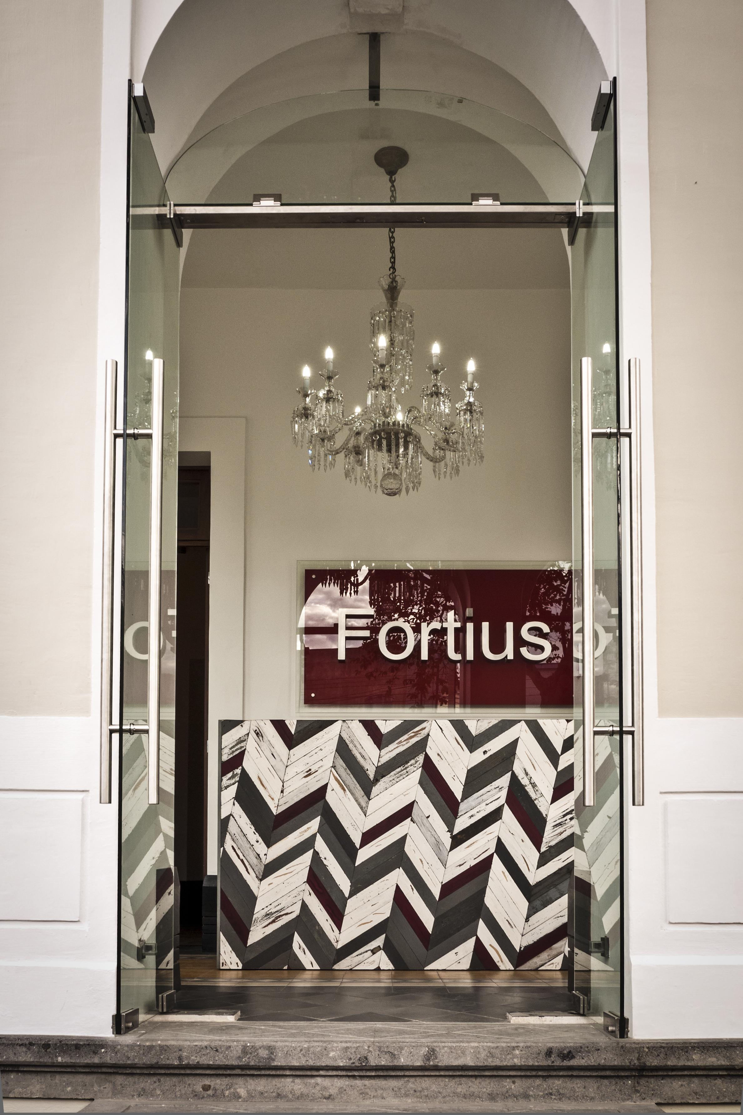 Grupo Fortius - Oficinas Corporativas.