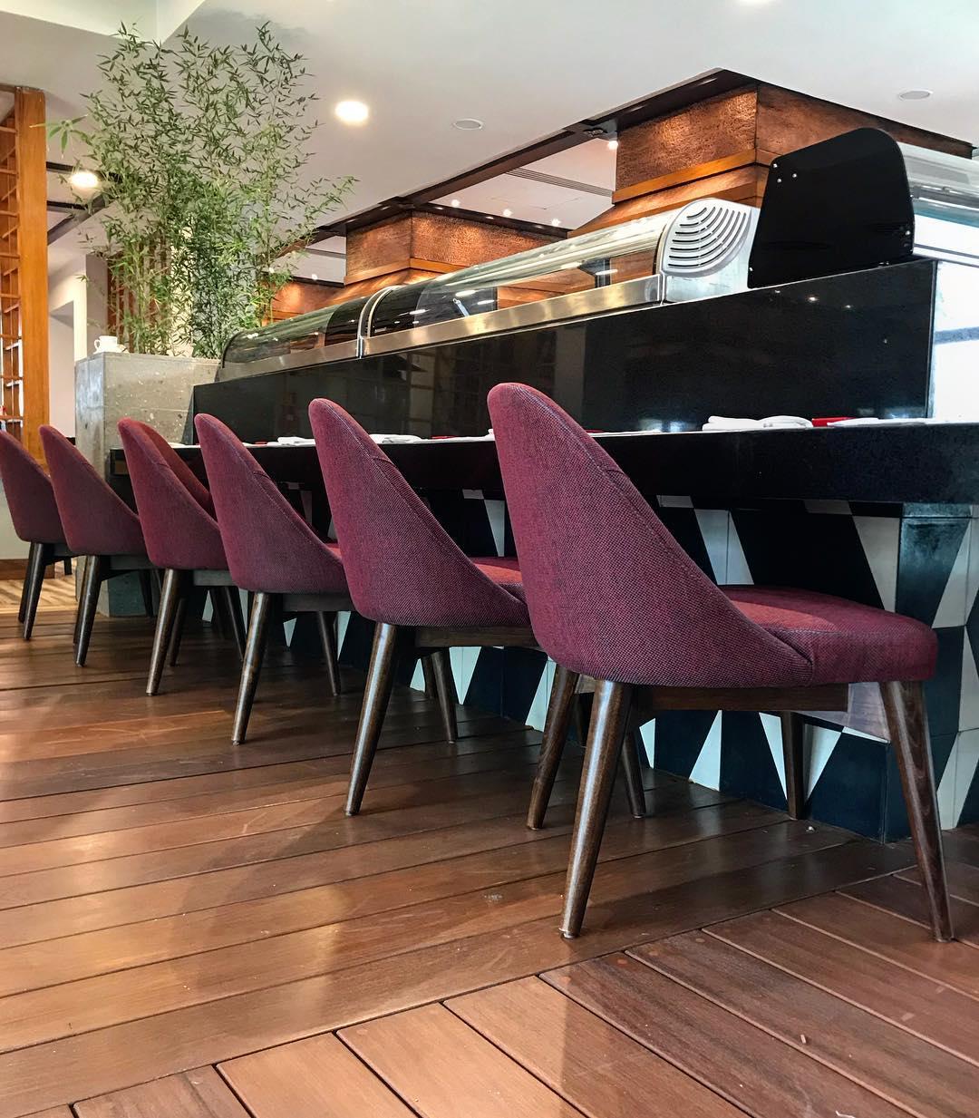 Mikado - Restaurante Japonés en Hotel Marriot, Puerto Vallarta.