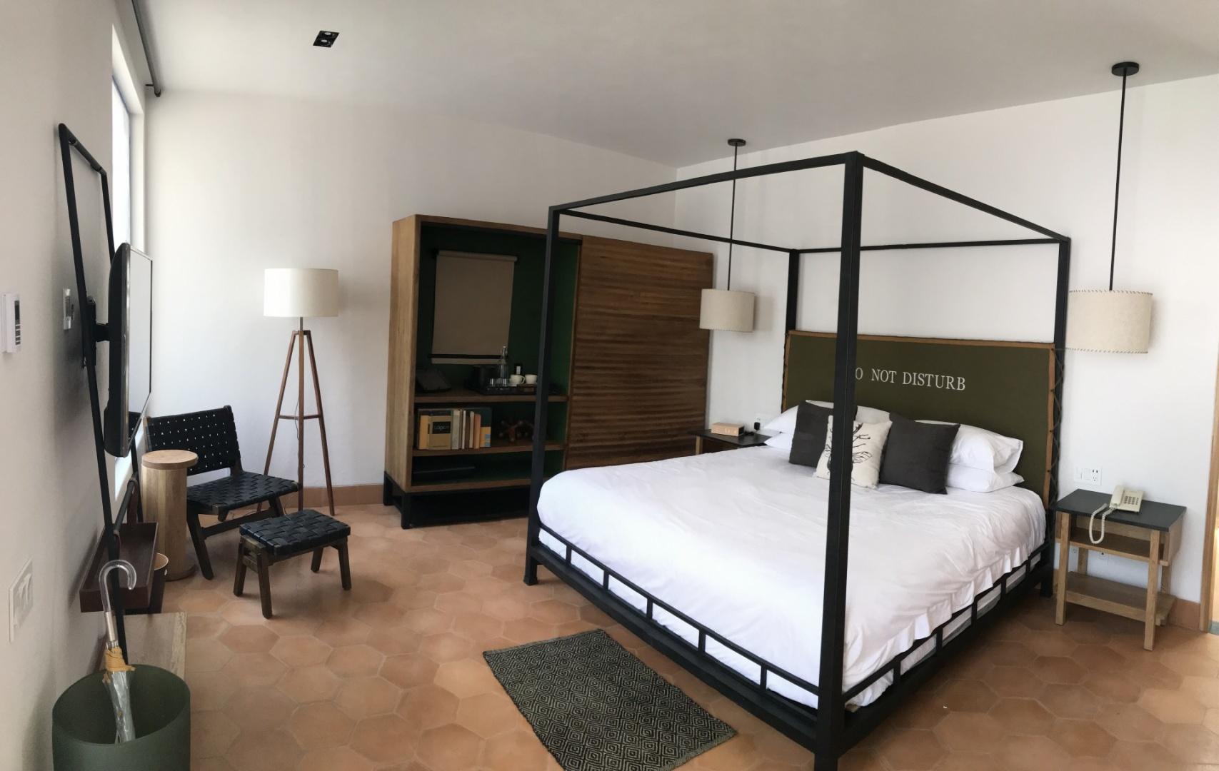 Cinco Rodavento - Hotel en Valle de Bravo.