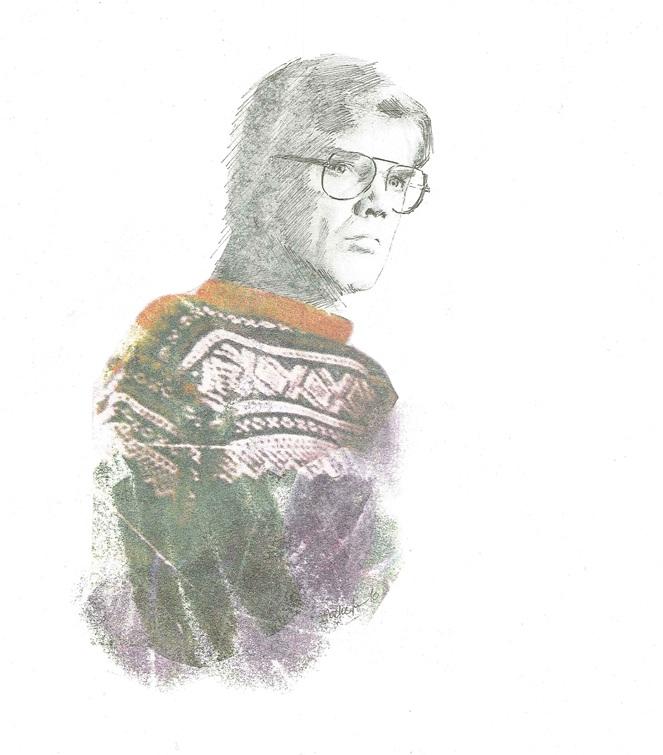 Arne Treholt - the spy