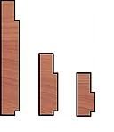 Standard frame section