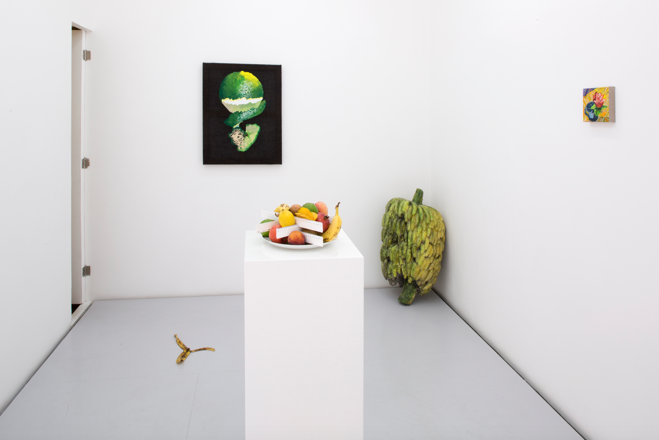 A group show at Lulu, photo thanks to Lulu.