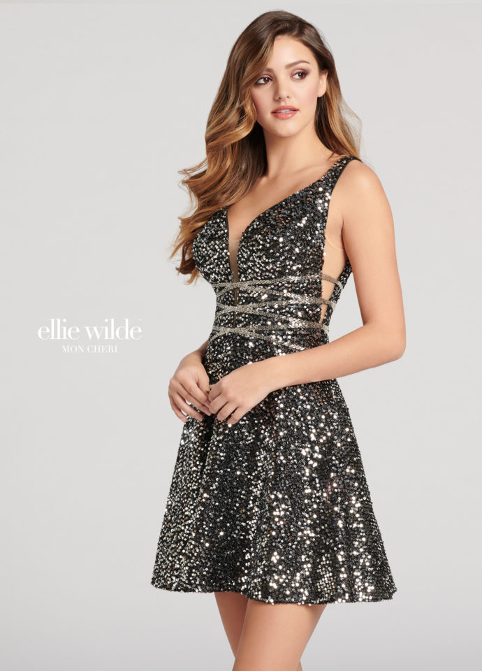 Ellie Wilde at Lilla's Bridal