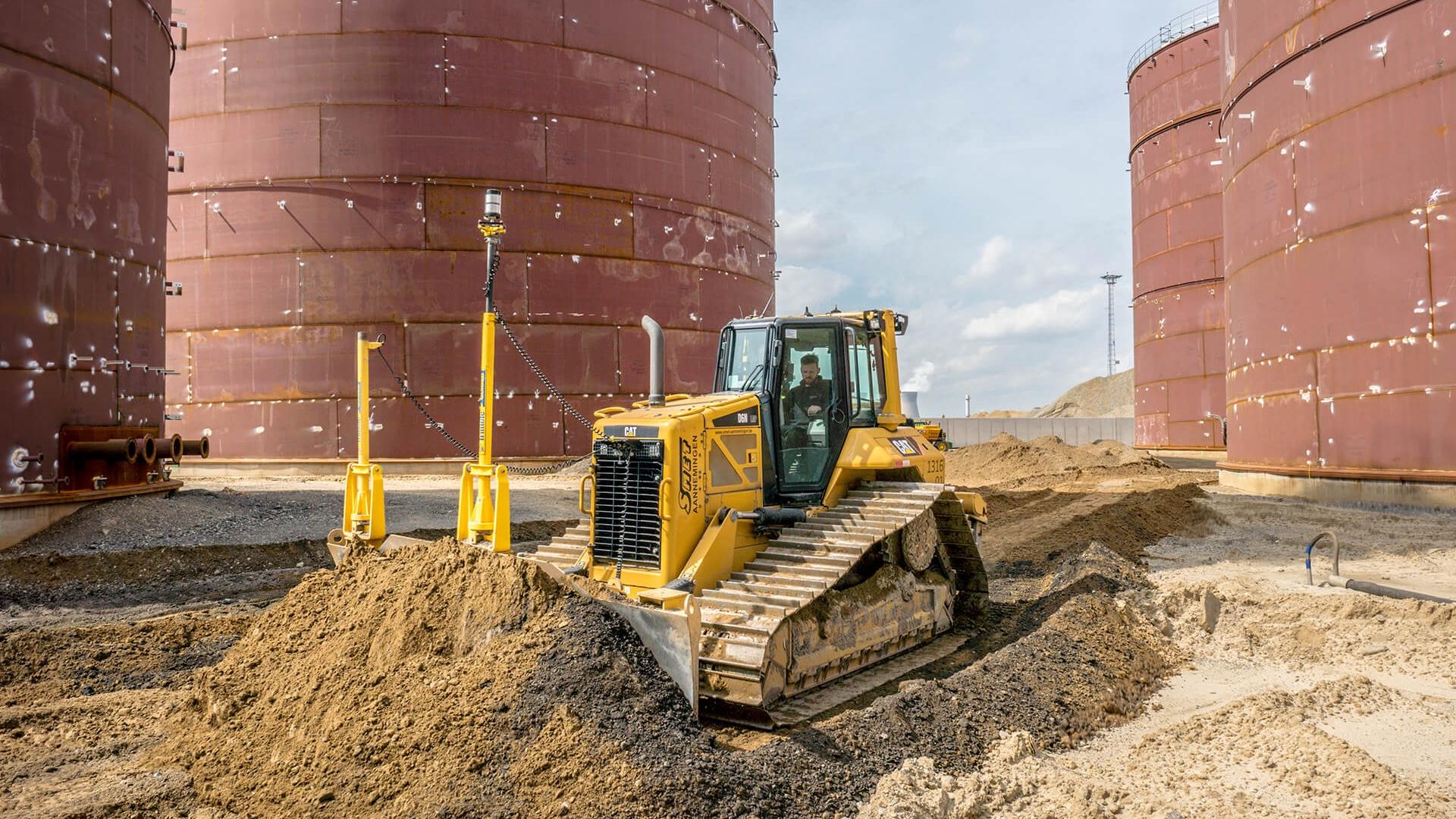 Grond- en Infrastructuurwerken - Een beredeneerde aanleg van jouw terrein of infrastructuur. Meer weten over grond- en infrastructuurwerken