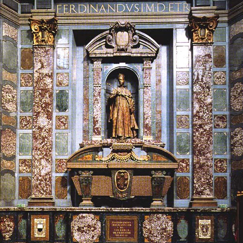 The Medici Chapel, Florence