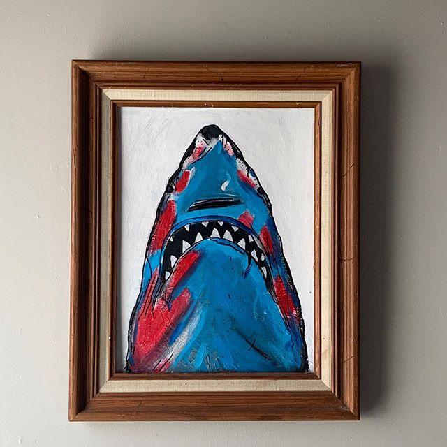 """Deep Blue Sea"" |For Sale| 16x20"