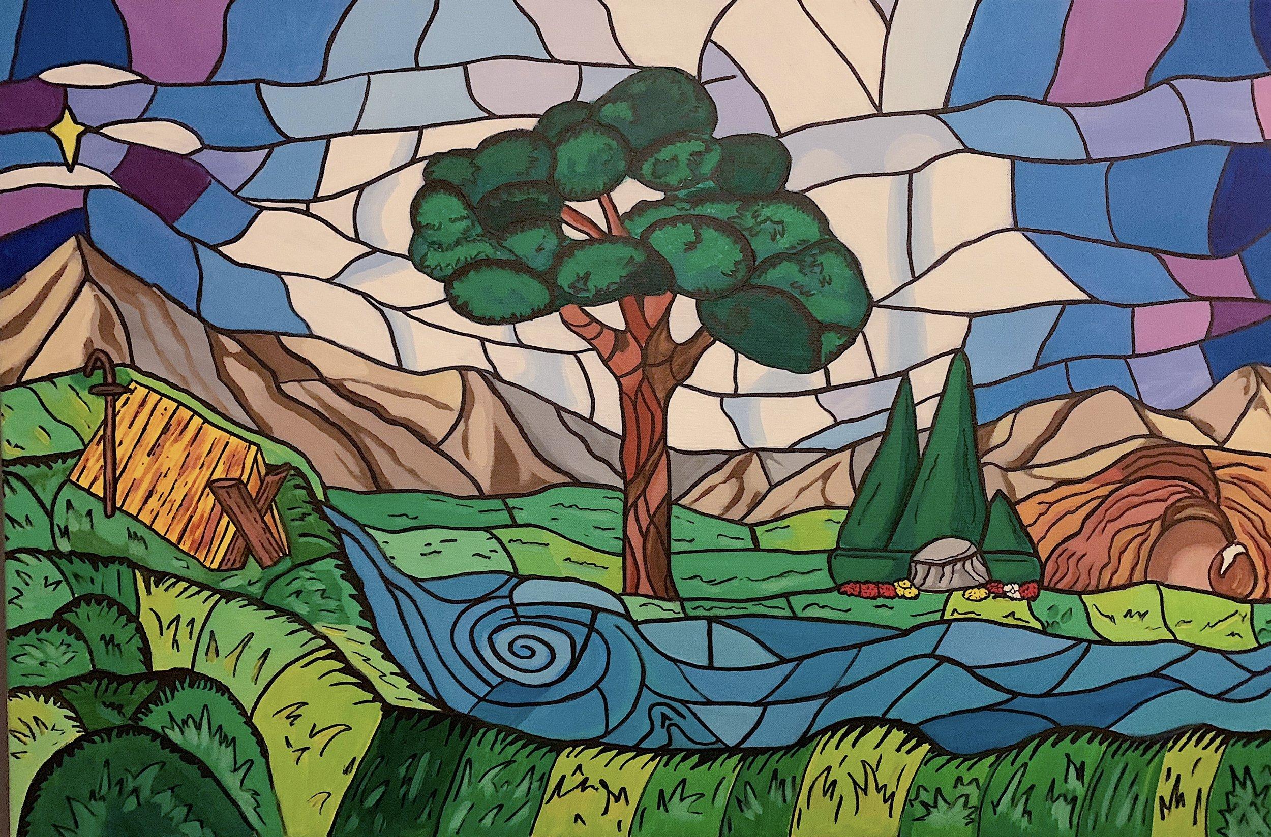 Eileen - Art Commission.