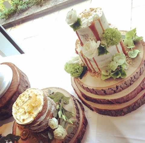 dessert table. Loren Brand Cakes