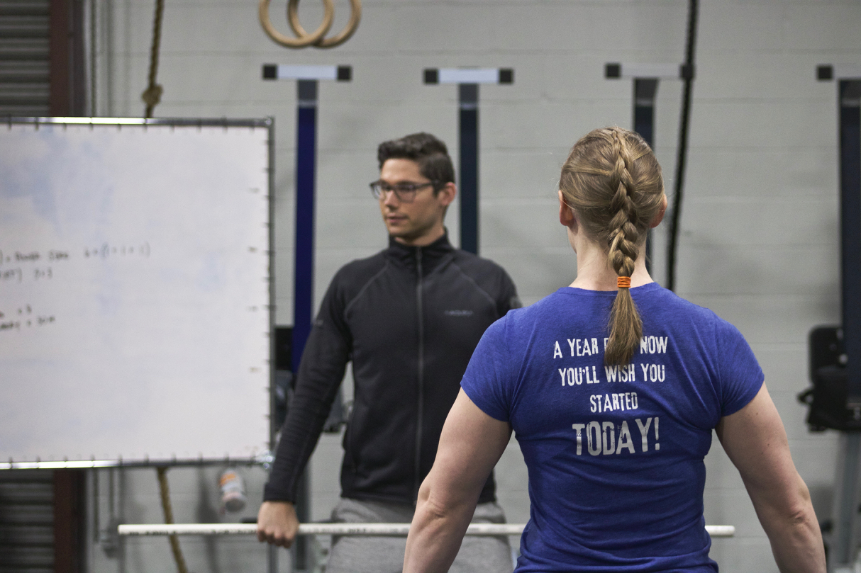 CrossFit Collective, Lancaster, PA - Drop In Today!