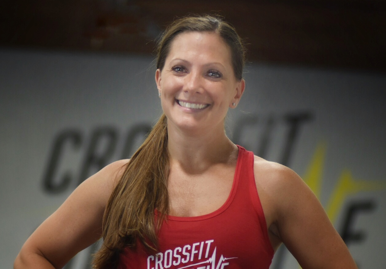 Erika Ardillo - Coach - I grew up in Erie, PA, playing high school and college volleyball and softball. I have been working as a surgical assistant since 2000, and graduated with my Nursing degree from Mercyhurst College in 2007. I currently work full time at a surgery center here in Lancaster.I hold two personal training certificates & my CFL1. I have been coaching beginner to advanced CrossFit athletes since 2012.I am very lucky to be able to do two things I love: surgery and coaching! There really are no better jobs!CrossFit Certifications:-CrossFit Level 1 Trainer