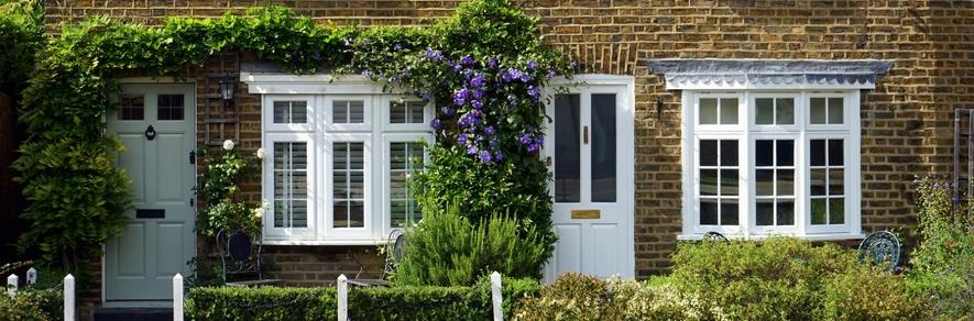 Home Brown Brick Exterior for Home Evaluation.jpg
