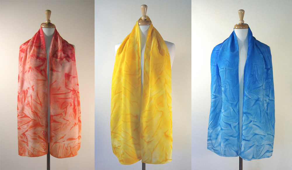 Malinsky Signature Scarfs  and Colombian clothing designer Elsa Cohen  will preview their Caribbean Collection at the COLOMBIA TRADE EXPO 2013