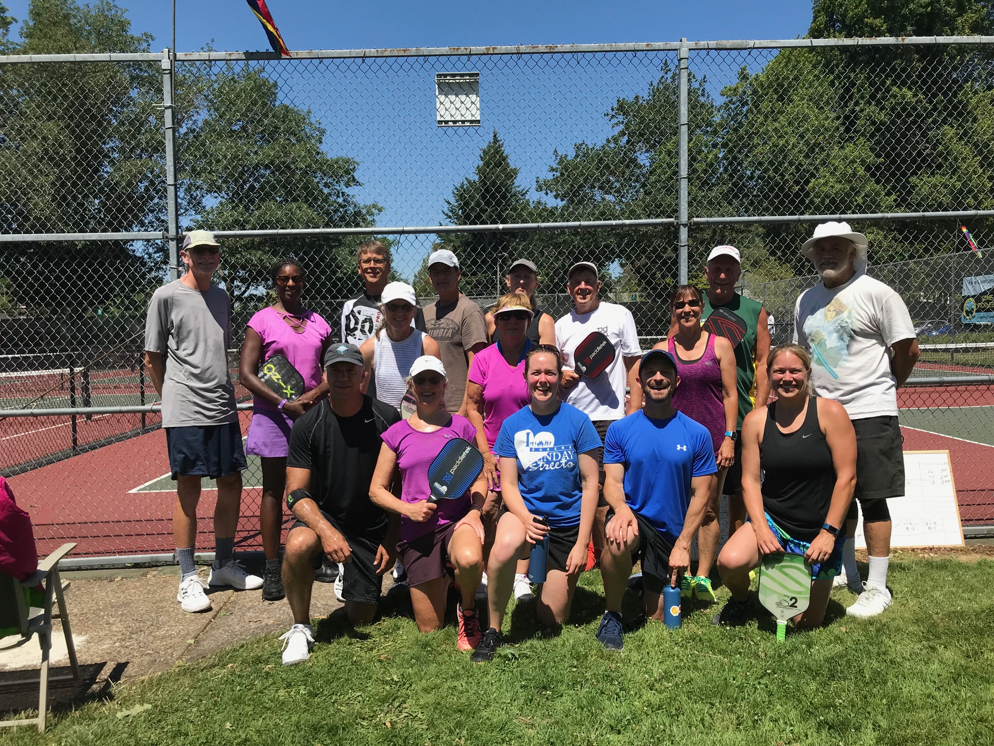 Mixed Doubles 4.0/4.5+ Players