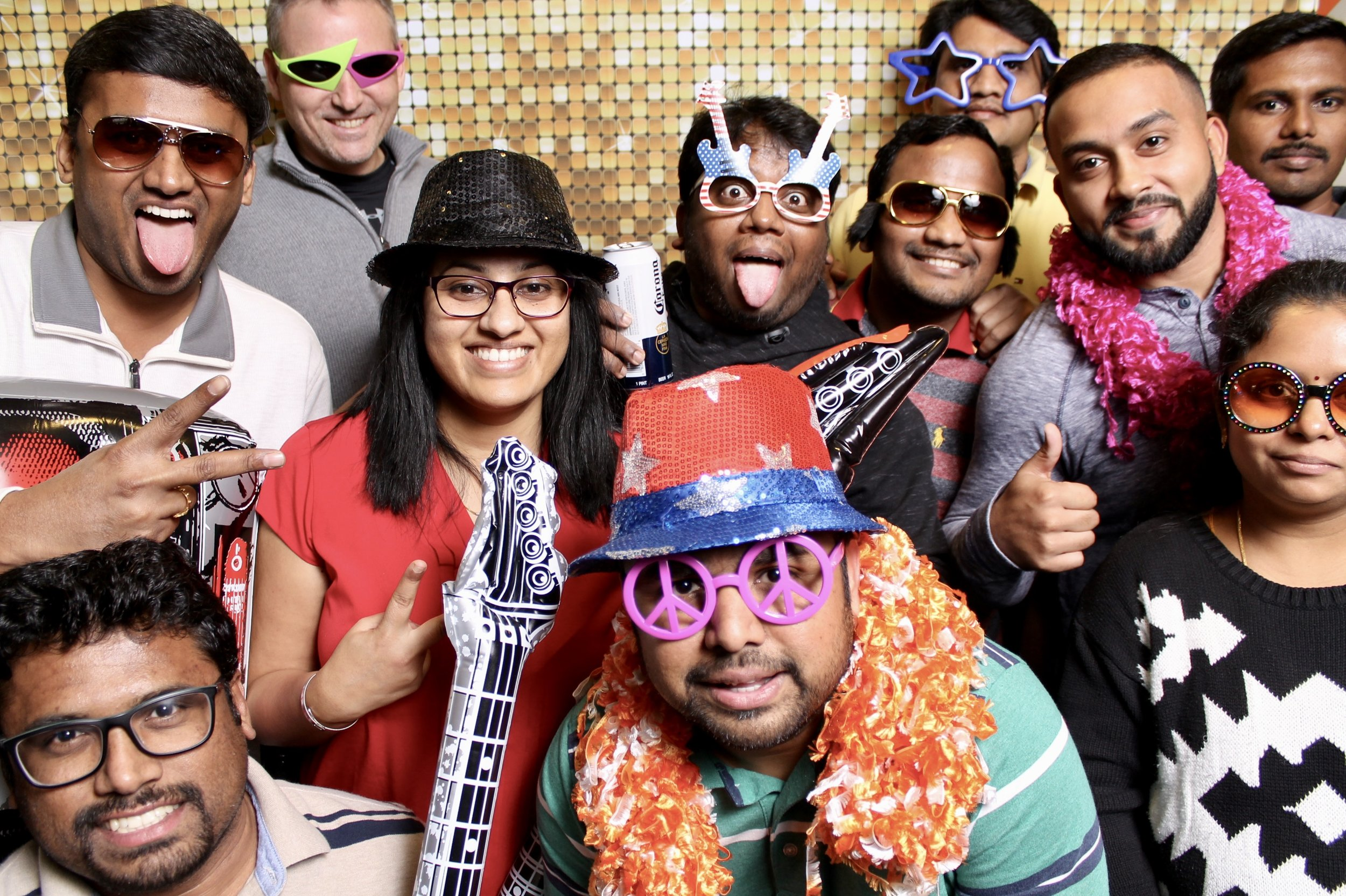 NON-STOP ENTERTAINMENT - YOUR GUESTS WILL HAVE MORE FUN AT YOUR EVENT THAN ANY OTHER THEY WILL ATTEND ALL YEAR. THE ENTERTAINMENT IN THE PHOTO BOOTH LASTS ALL NIGHT LONG!