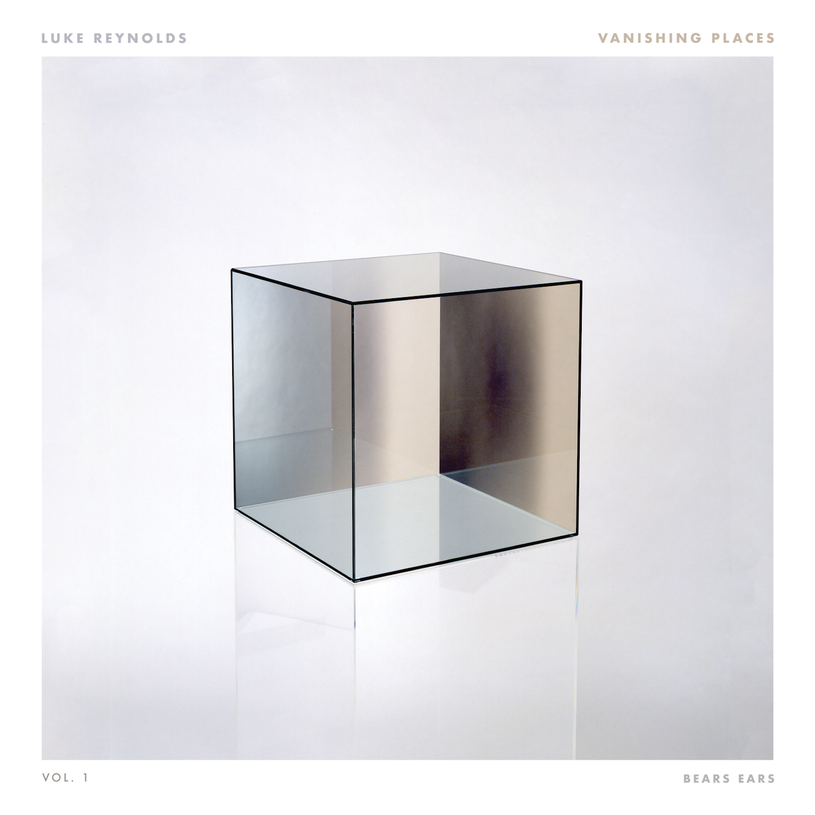Luke Reynolds Vanishing Places Cover