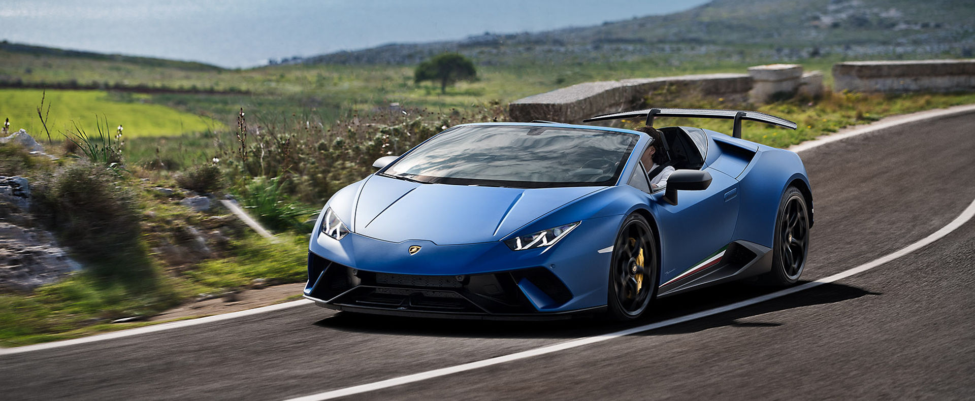 motorcars of atlanta Huracan Performante Spyder.jpg