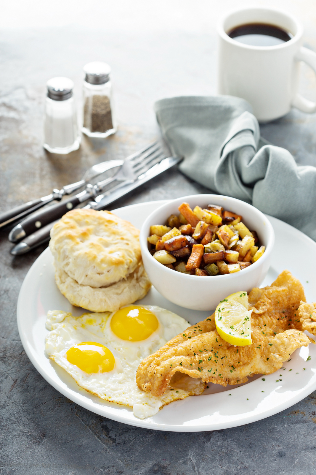 Nana's Chicken & Waffles Breakfast.jpg
