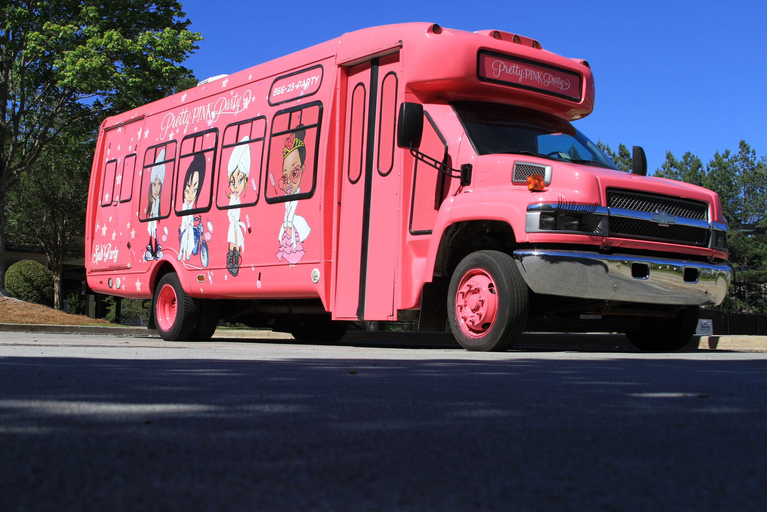 Pretty Pink Party Bus.JPG