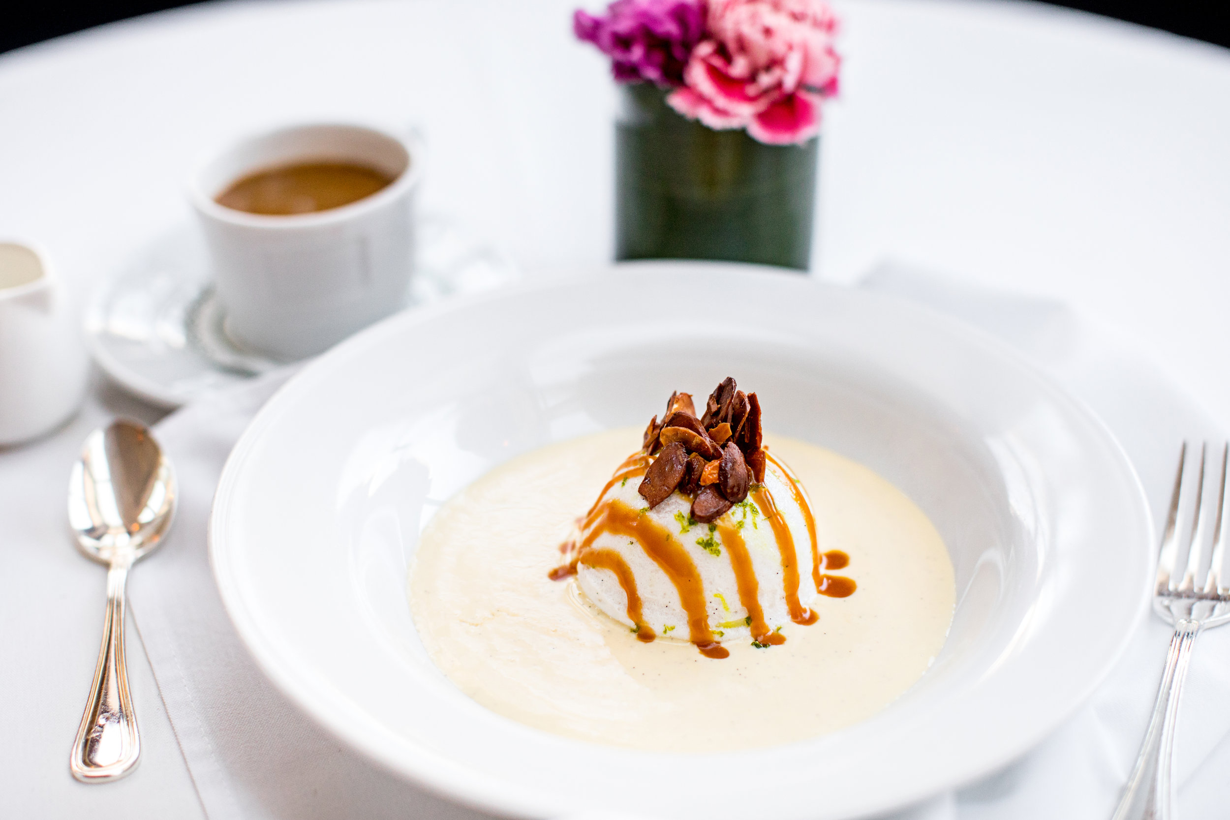 Rainer Shaw Le Bilboquet Fourteen Hours CityBox Media Hottest Restaurants Dessert.jpg