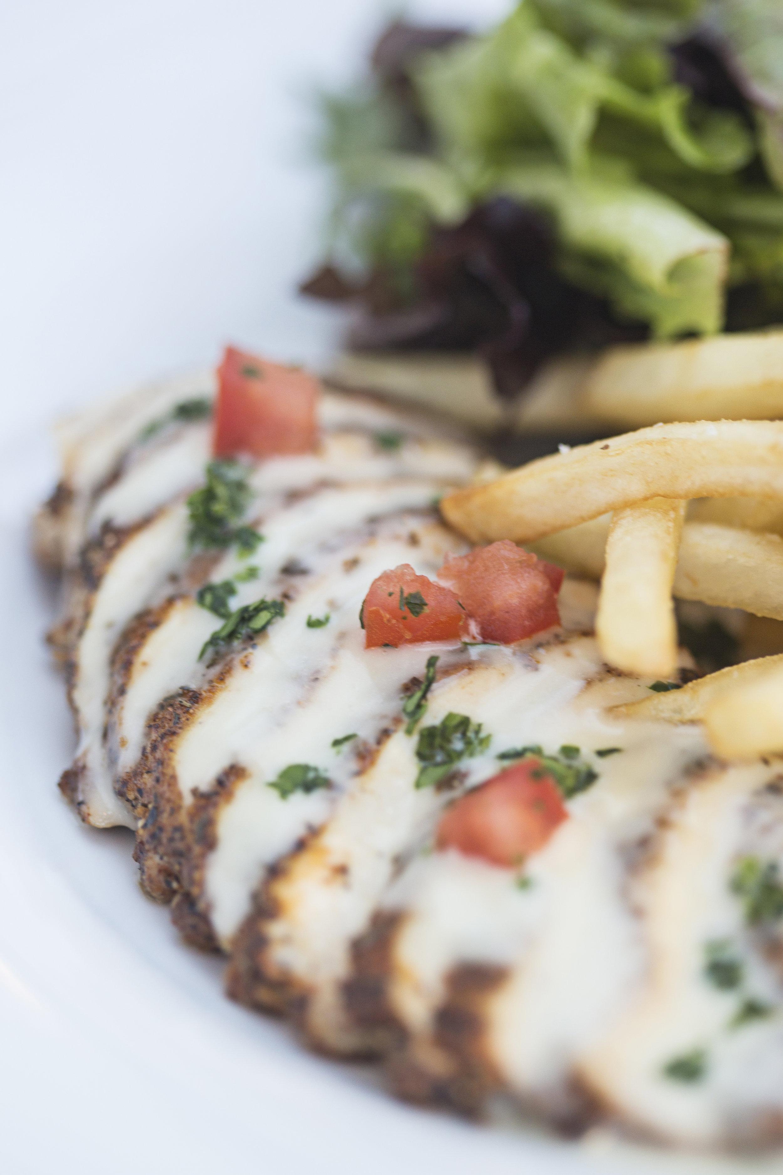 Rainer Shaw Le Bilboquet CityBox Media Hottest Restaurant Cajun Chicken.jpg