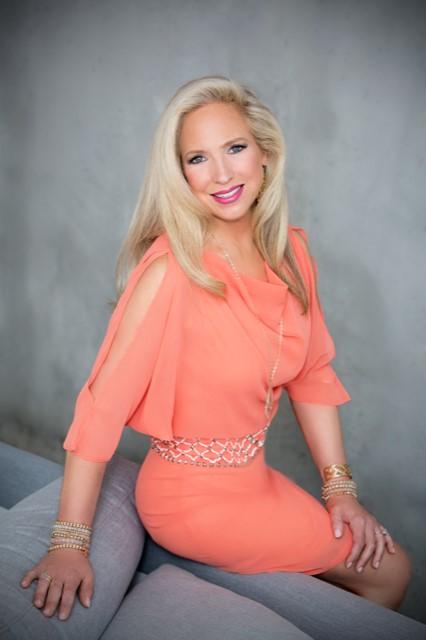Julie Turner Orange Dress.jpg
