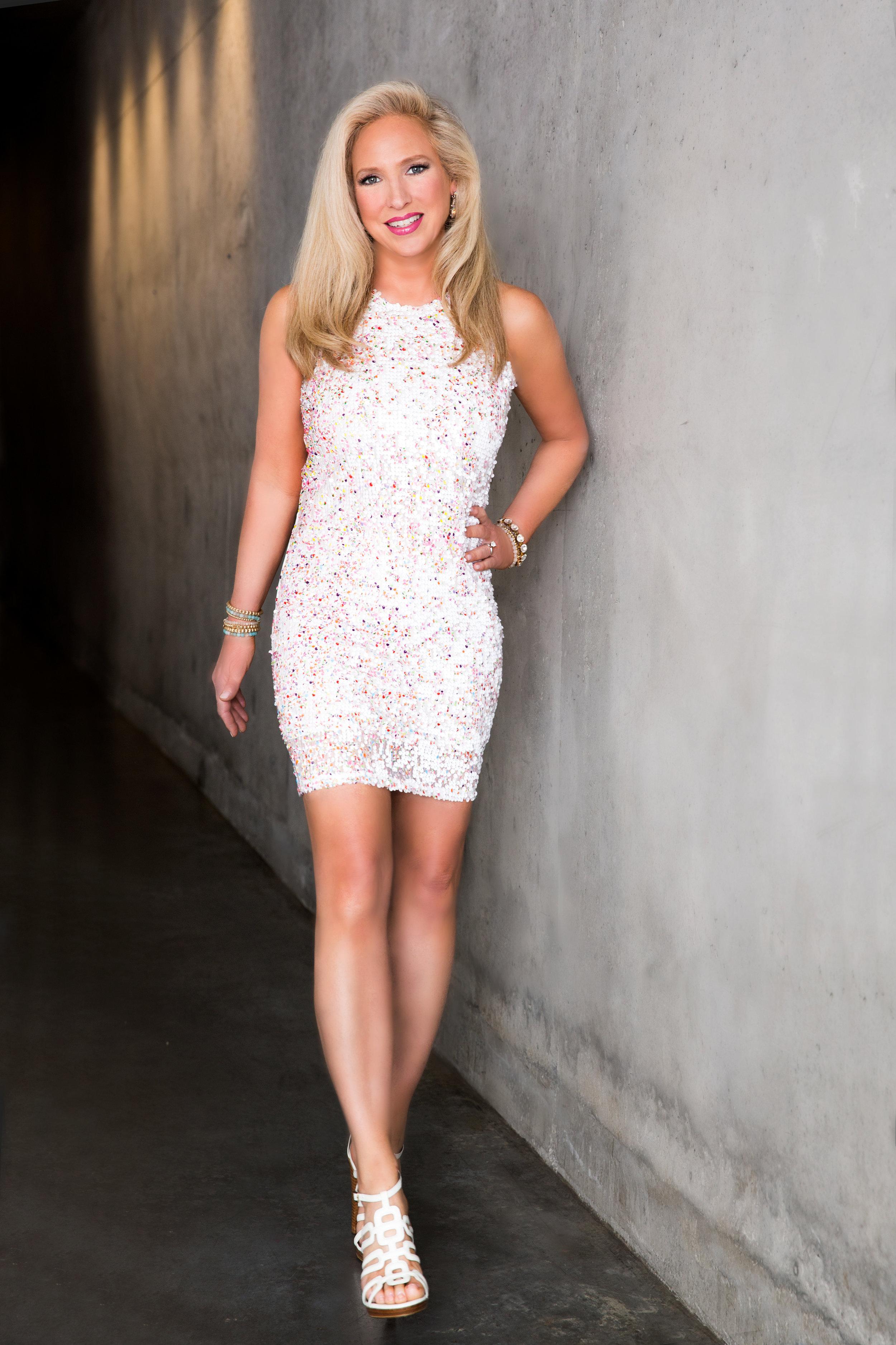 Julie Turner White Dress.jpg