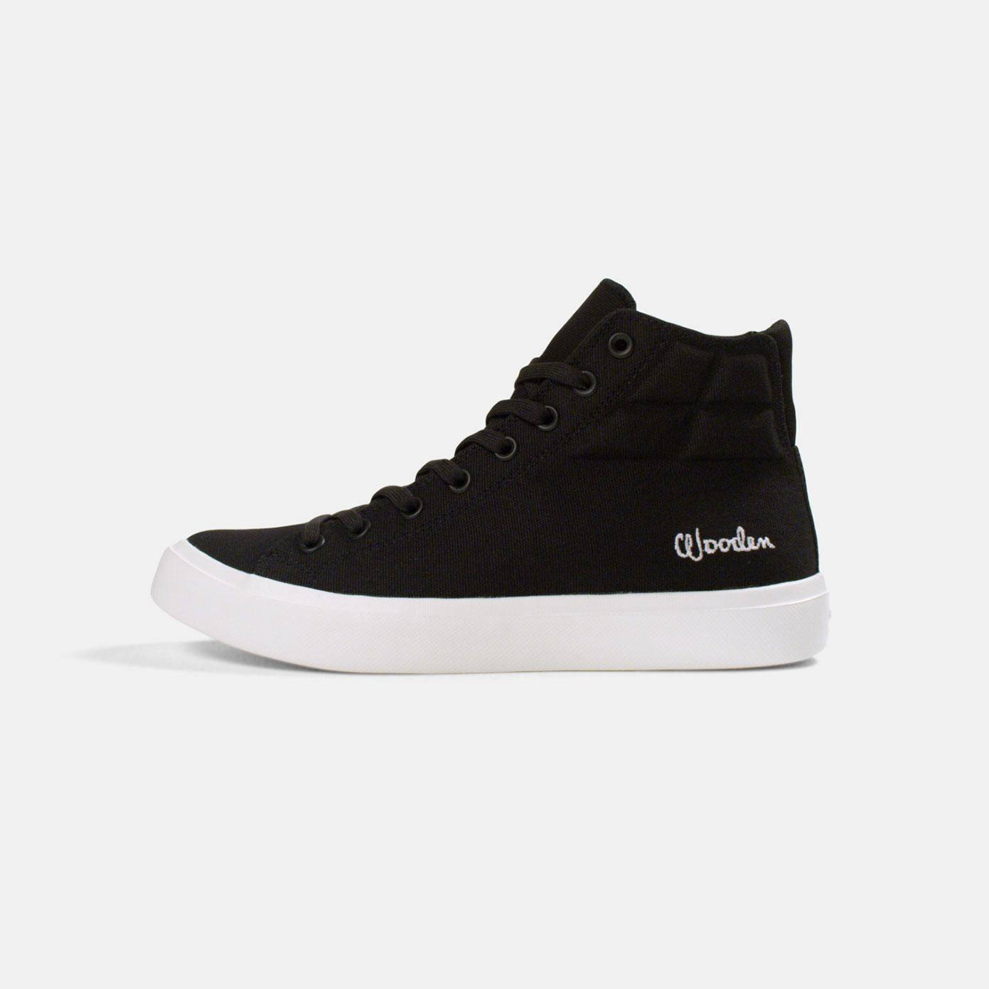 Fabled John Wooden sneaker Jet Black
