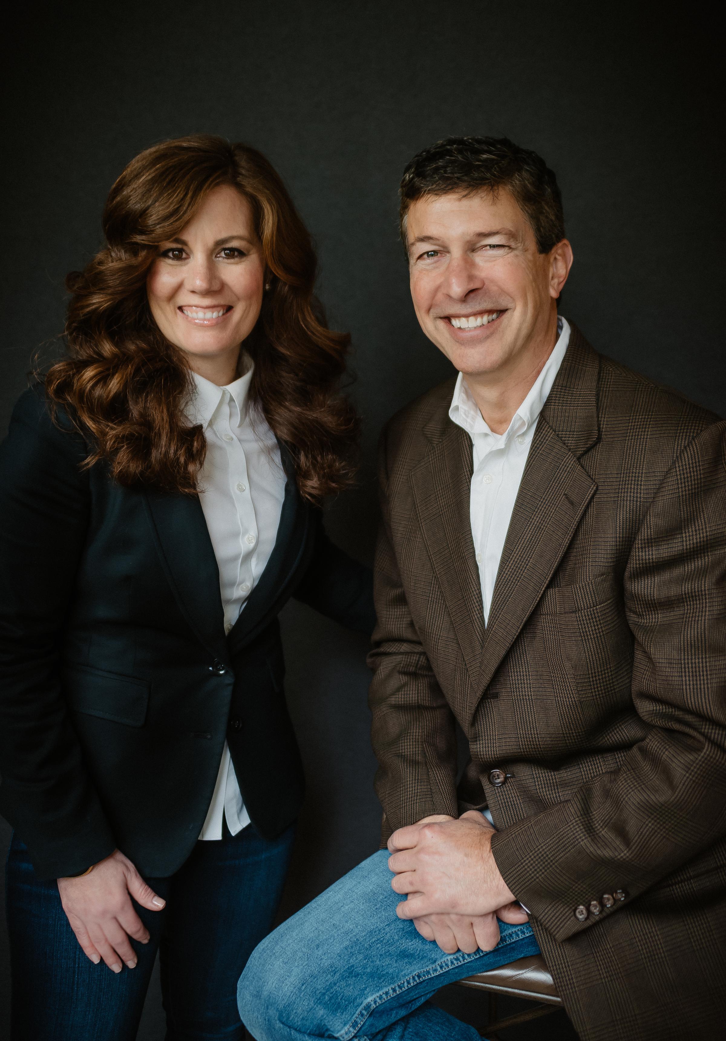 Bridgette Madden Mendoza, Senior Interior Designer Larry Diggs, Founder/Owner